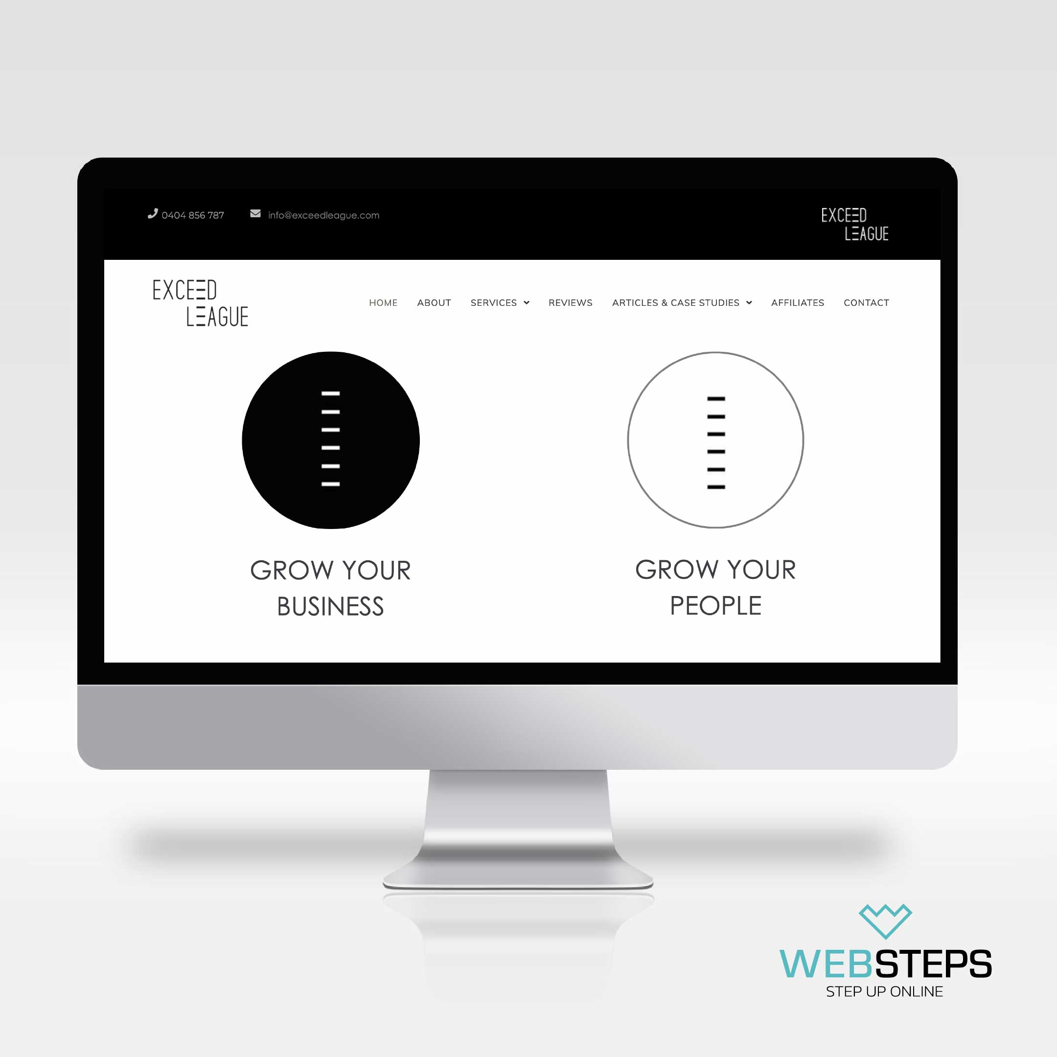 websteps-recent-projects-exceed-league