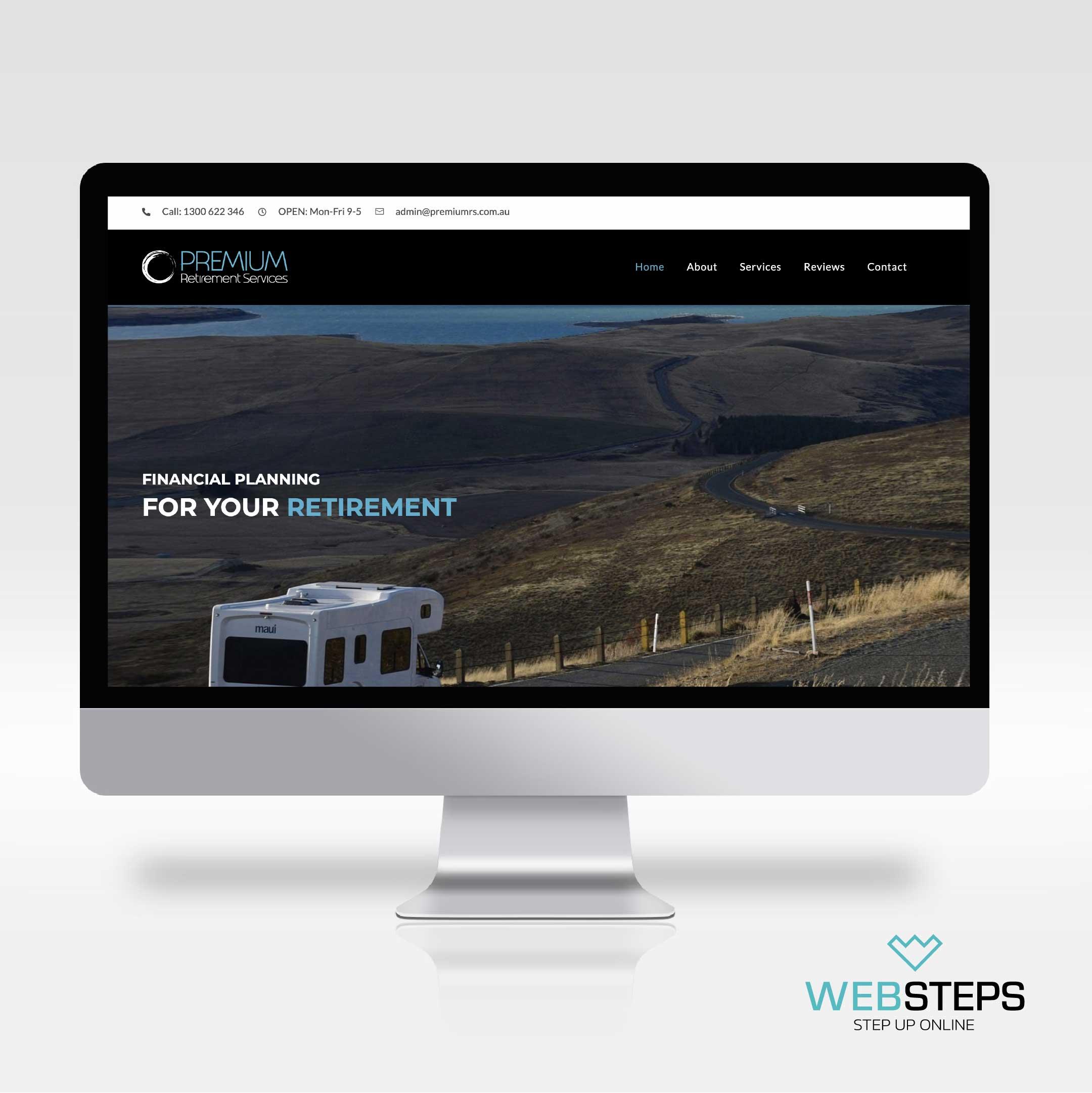 premium-websteps-website