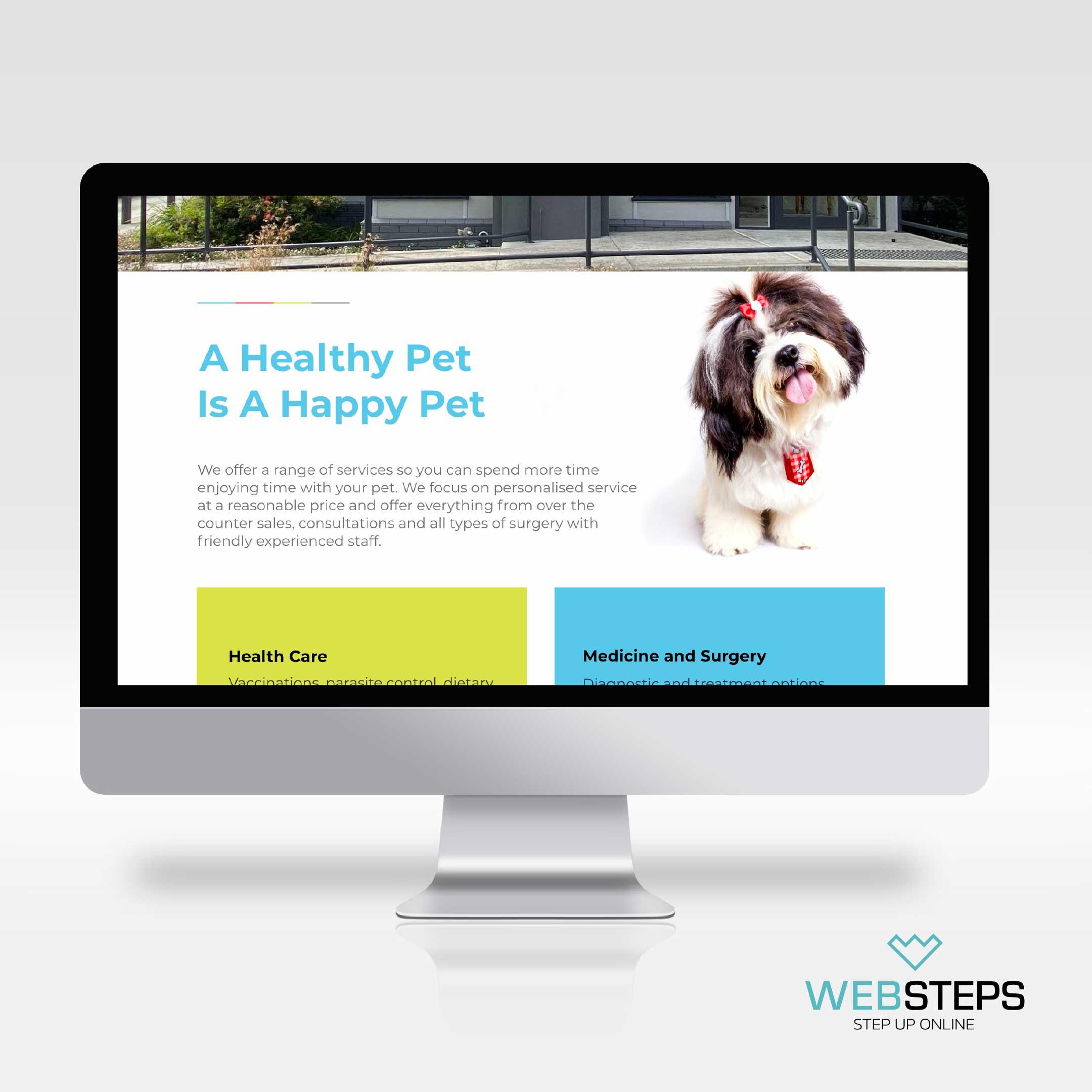 rosebud-pet-vet-web-design-websteps